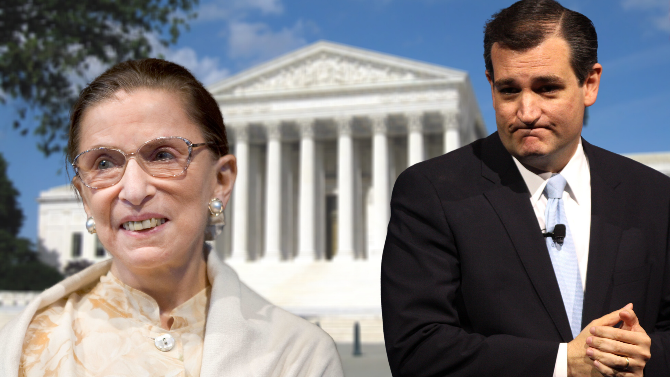 Why Even RBG Would Have (Probably) Supported Ted Cruz's Common-Sense Constitutional Amendment Banning Court-Packing