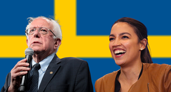 No, Bernie Sanders and AOC, Sweden Isn't 'Socialist'