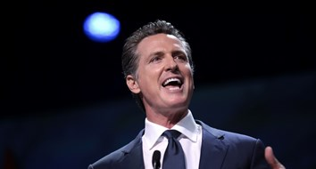 Gavin Newsom Apologizes for Breaking His Own COVID Rules. Other Californians Went to Jail