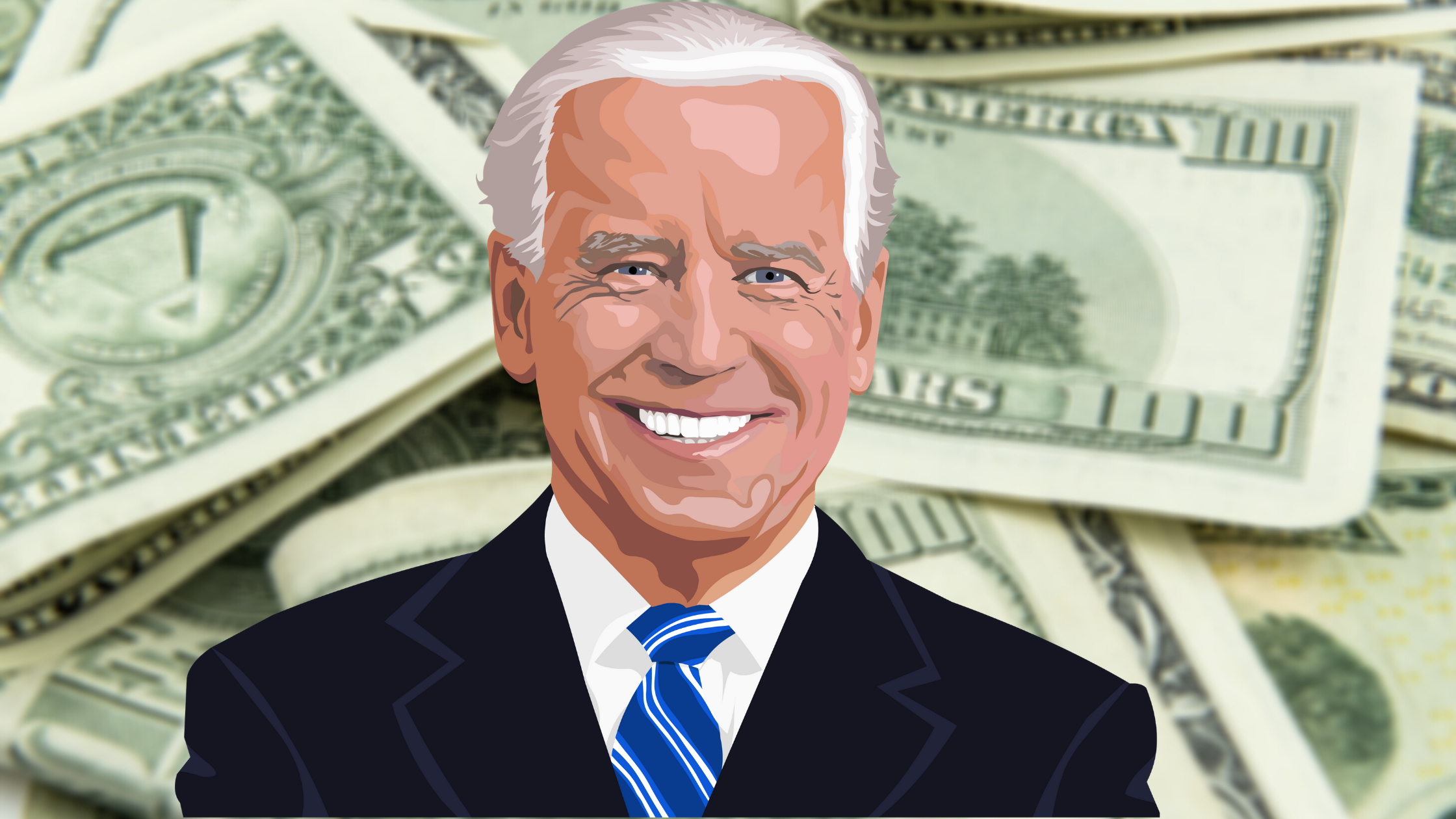Joe Biden Just Made COVID Stimulus a Race Issue