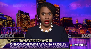 What Ayanna Pressley Doesn't Understand About Poverty