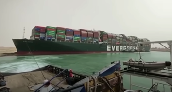 That Ship That Blocked the Suez Did What Tariffs Do Every Day