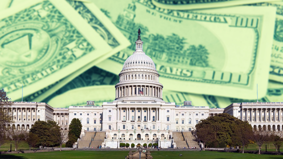 7 Wild Examples of Congress's Corrupt 2020 Earmarks, Exposed Congress-money