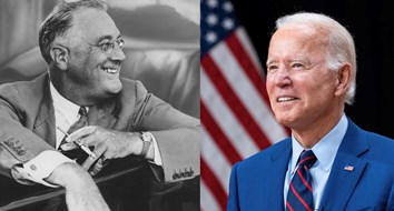 If Biden Really Wants to Be FDR, He Should Oppose Public Sector Unions
