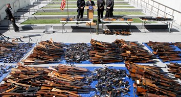 'No Evidence' That Gun Buyback Programs Reduce Gun Violence, New Economic Study Finds