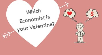 Which Economist Is Your Valentine? (QUIZ)